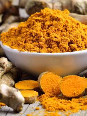 Cúrcuma - ação antioxidante e anti-inflamatória